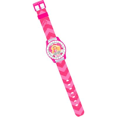 Conjunto Barbie Fantastic - Bolsa e Relógio - Candide