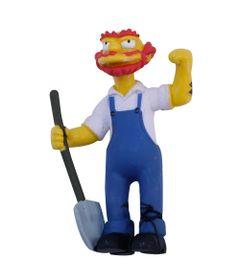 Mini-Figura---Os-Simpsons---5-cm---Zelador-Willie---Multikids