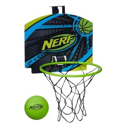Cesta de Basquete - Nerf Energy - Verde - Hasbro