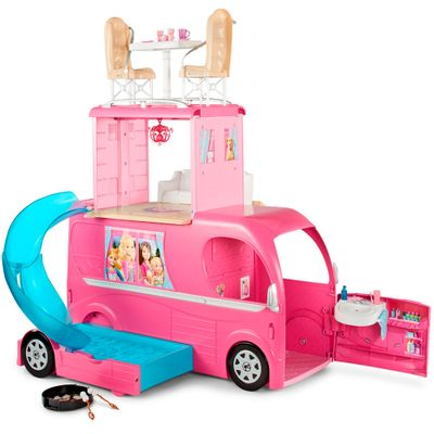 Mega Trailer da Barbie - Mattel