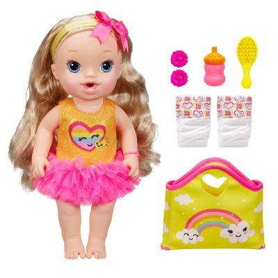 Boneca Baby Alive - Dançarina - Hasbro