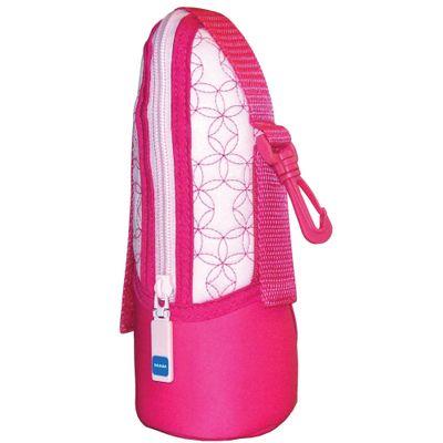 Porta Mamadeira Térmica - Thermal Bag Rosa - MAM