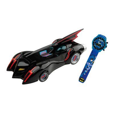Mini Game - DC Comics - Batmóvel e Relógio - Candide