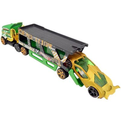 Caminhao-Transportador-Hot-Wheels---Road-Rally-Verde---Mattel