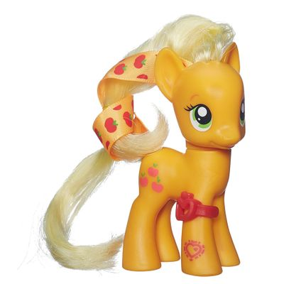 Mini Figura My Little Pony - Cutie Mark Magic - Applejack - Hasbro