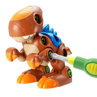 Dinossauro Monta e Desmonta - T-Rex - Happy Kid