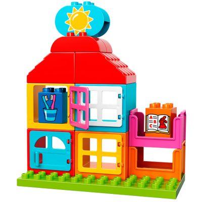 10616 - LEGO DUPLO - Minha Primeira Casa de Brinquedo - 25 Peças