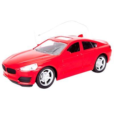 Carrinho de Controle Remoto - GT Especial Vermelho - Estrela