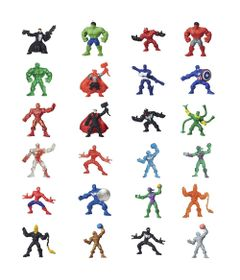 Mini-Boneco-Surpresa---Marvel---Serie-2---Hasbro