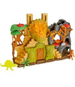 Fortaleza-do-Vulcao---Imaginext-Dino---Mattel