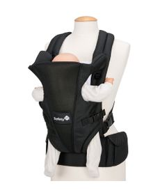 Canguru-para-Bebe---Uni-T---Full-Black---Safety-First