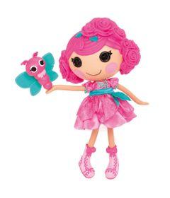 Boneca---Lalaloopsy---Rosebud-Longstem---Buba