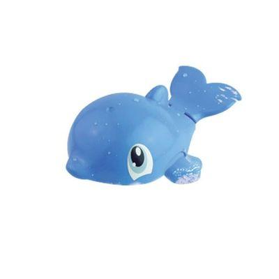 Baleia Divertida para o Banho Blue - Happy Kid