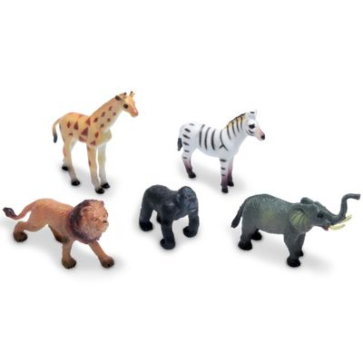Coleção Diversão - Animais Selvagens - DTC