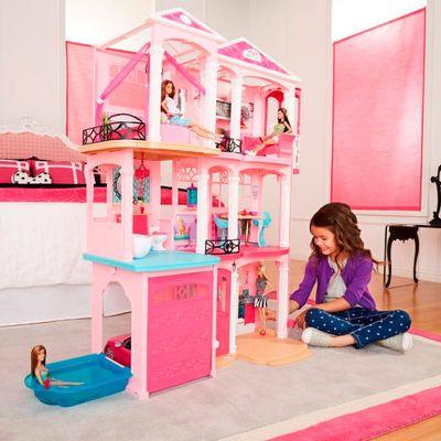 Nova Casa dos Sonhos - Barbie - Mattel