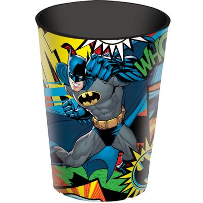 Copo - Batman - 320 ml - Plasútil