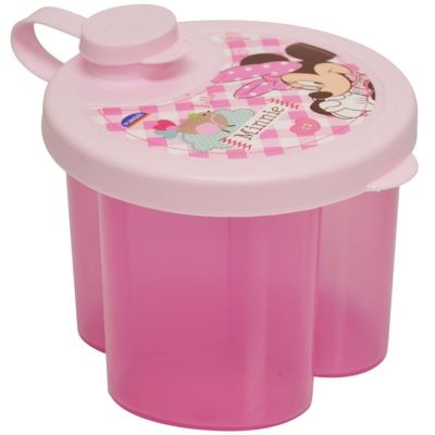 Dosador de Leite em Pó - Minnie Baby - Disney - Plasútil