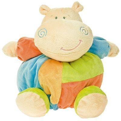 Pelúcia - Turminha Bolinha - Hipopótamo - Buba