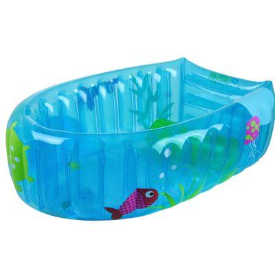 Banheira Inflável com Capacidade de 11 Litros - Nemo Blue - Burigotto