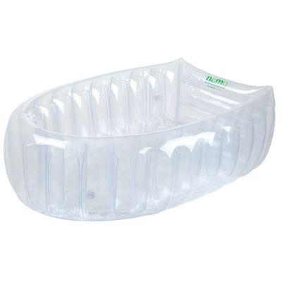 Banheira Inflável com Capacidade de 11 Litros - Nemo Cristal - Burigotto
