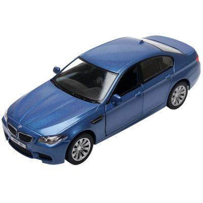 Carrinho Super Marcas - BMW M5 Azul - DTC