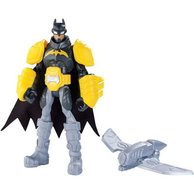 Boneco Batman - Power Attack - Mega Blast Batman - Mattel