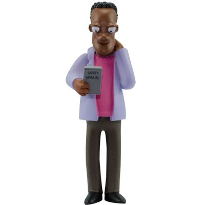 Mini-Figura---Os-Simpsons---5-cm---Carl-Carlson---Multikids