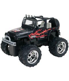 Carro-de-Controle-Remoto---Jeep-Preto-1-16---27MHz---Yes-Toys