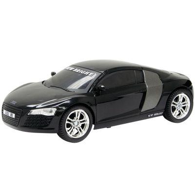 Carro de Controle Remoto - Audi Preto - 1:24 - 27MHz - Yes Toys