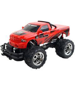 Carro-de-Controle-Remoto---Ram-Vermelho-1-16---27MHz---Yes-Toys