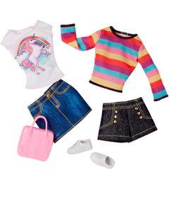 Pack-Com-2-Vestidos-Barbie-Fashion---Serie-10---Mattel