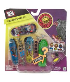 Pack-de-Montagem-Tech-Deck----Black-Label---Multikids