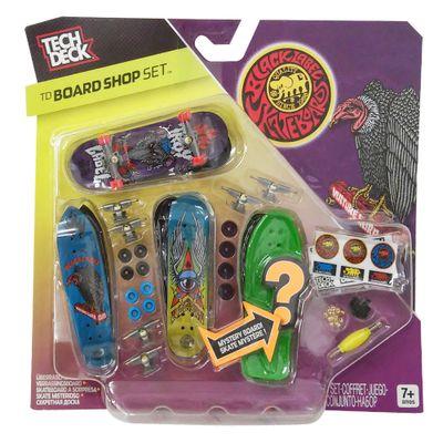 Pack-de-Montagem-Tech-Deck----Black-Label---Multikids