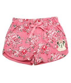 Short-Floral---Minnie---Rosa---Disney
