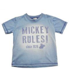 Camisa-Manga-Curta---Mickey---Azul---Disney