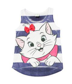 Blusa-Regata---Marie---Branco-e-Azul-Marinho---Disney