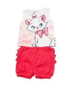Conjunto-Blusa-Regata-e-Legging---Marie---Branco-e-Rosa---Disney