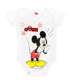 Body-Manga-Curta---Mickey---Branco---Disney