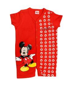 Macaquinho-com-Abertura-Frontal---Mickey---Vermelho---Disney