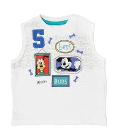 Camiseta-Regata---Mickey---Branca---Disney