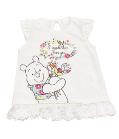Bata-Manga-Curta-com-Strass-e-Tule---Winnie-The-Pooh---Off-White---Disney
