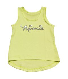 Blusa-Regata---Minnie---Amarela---Disney