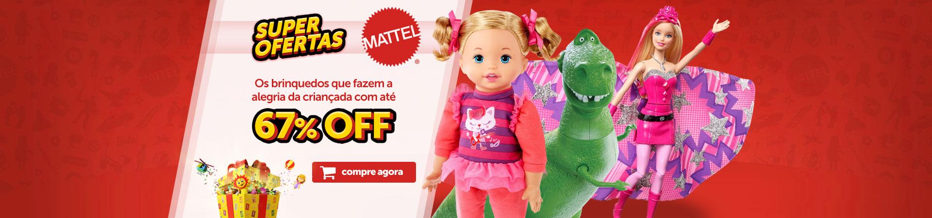 Ofertas Mattel