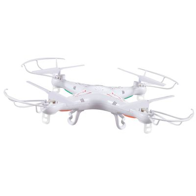 Quadricóptero de Controle Remoto - Intruder H18 com Câmera - Candide