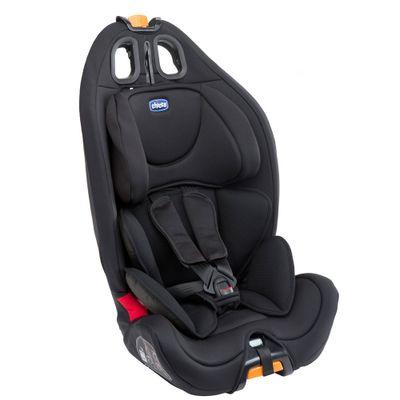 Cadeira para Auto De 09 à 36 Kg - Gro-Up 1 2 3 - Black - Chicco
