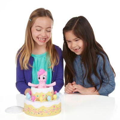 Jogo My Little Pony - Bolo da Pinkie Pie - Hasbro