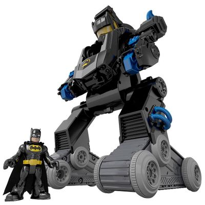 Playset Imaginext Batman - Batbot - Fisher-Price