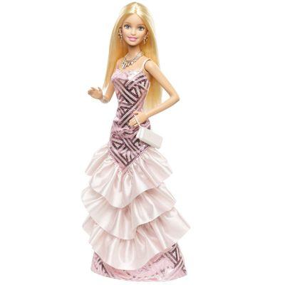 Boneca-Barbie-Vestidos-Longos---Rosa-e-Fabulosa---Mattel
