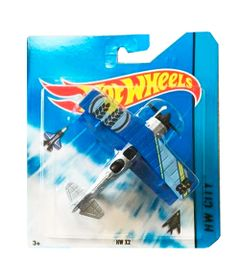 Aviao-Hot-Wheels---HW-X2---Mattel