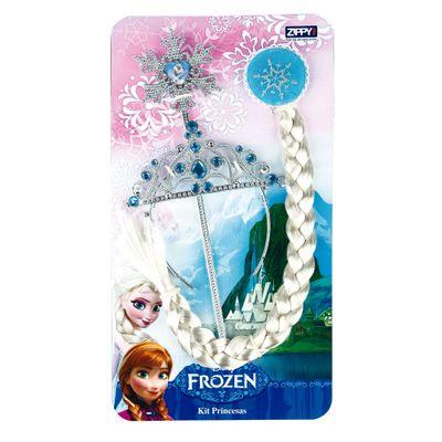 Kit de Acessórios - Disney Fozen - Elsa - Zippy Toys